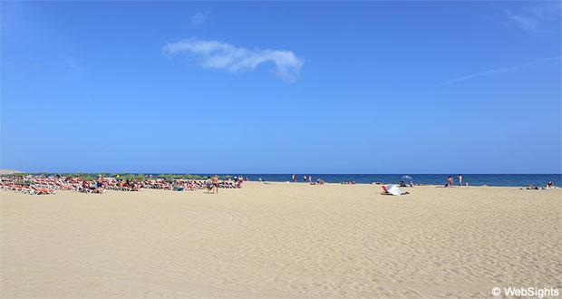 nudist beach near puerto rico gran canaria