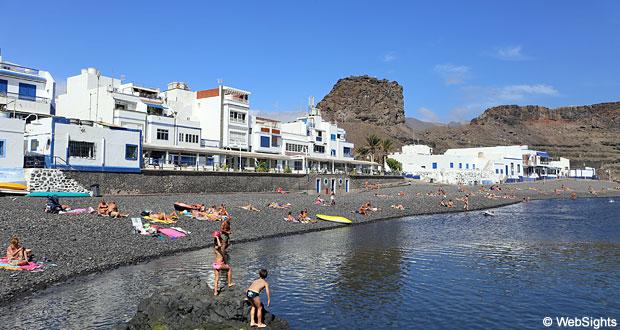 Puerto de las Nieves beach