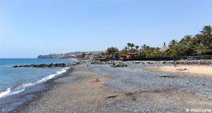 Bahia Feliz Strand